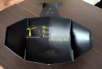 Бампер на квадроцикл:: Изготовлено с применением плазменной резки, вальцовки и гибки