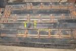 Стальной короб контрольного (испытательного) груза :: До заливки бетоном