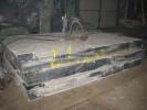Контрольный груз :: После заливки бетоном