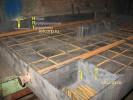 Стальной короб контрольного груза :: До заливки бетоном
