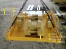Набор стальных грузов с поддоном :: Для испытания подъемников