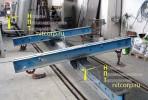 Траверса :: Сварная металлоконструкция для подъема грузов