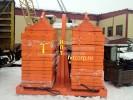 Набор стальных грузов :: Набор грузов общей массой 62,6 тонны