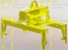 Траверса :: Траверса, предназначенная дляподъема прицепной телеги.