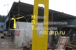 Штатив высотой 4 м., грузоподъемностью 40 т. :: Входит в комплект грузов массой 87 500 кг.