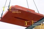 Контрольный груз (испытательный груз) :: Контрольный (испытательный) груз на 2 тонны