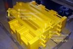 Контрольные груза (испытательные груза):: Массой от 20 до 200 кг.